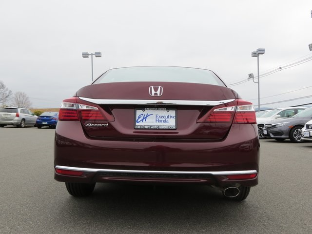 Certified Pre-Owned 2016 Honda Accord LX