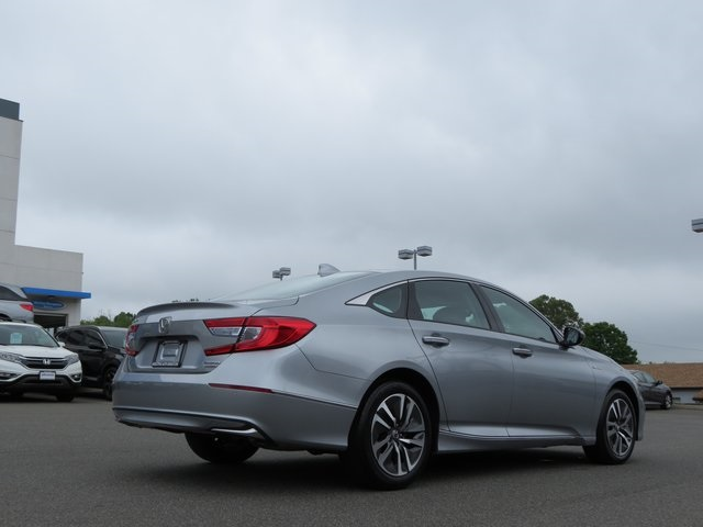 Certified Pre-Owned 2018 Honda Accord Hybrid Touring