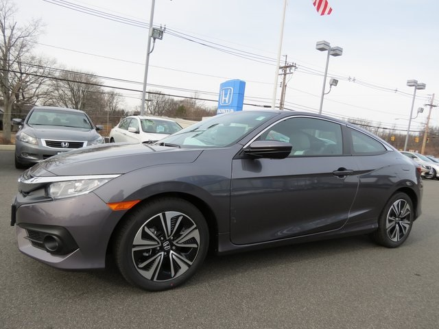 New 2018 Honda Civic EX-T