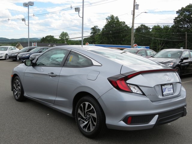 2017 Honda Civic Lx P >> Certified Pre Owned 2017 Honda Civic Lx P 2d Coupe In Wallingford